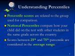 understanding percentiles1