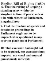 english bill of rights 16891