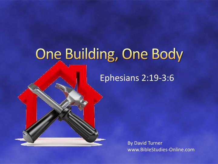 one building one body
