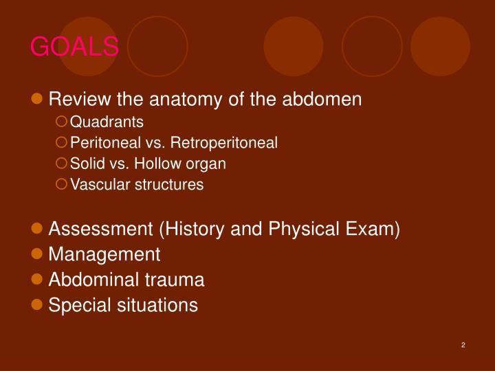 PPT - Abdominal Pain PowerPoint Presentation - ID:3094584