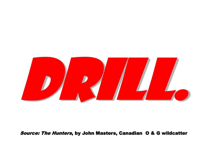 drill.