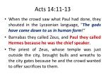 acts 14 11 13