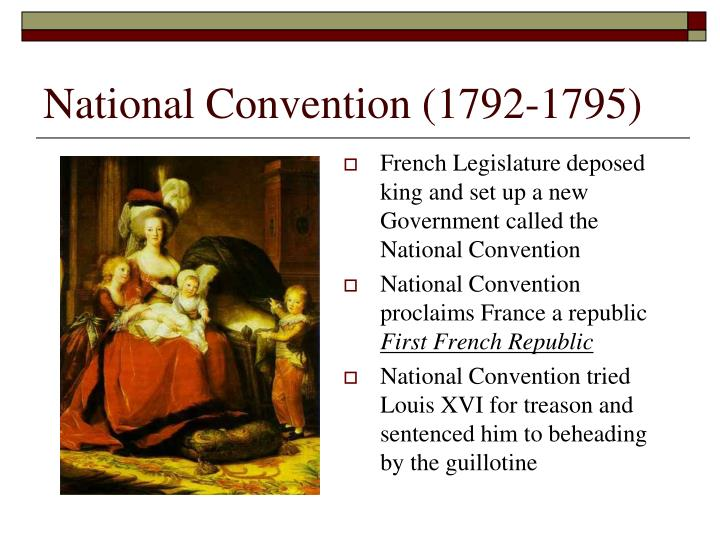 National Convention (1792-1795)
