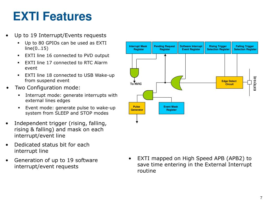 PPT - General Purpose and Alternate Function I/O (GPIO and AFIO