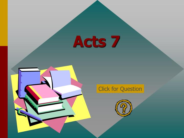 acts 7 n.
