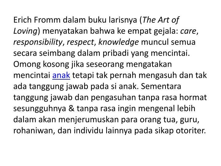 Erich Fromm