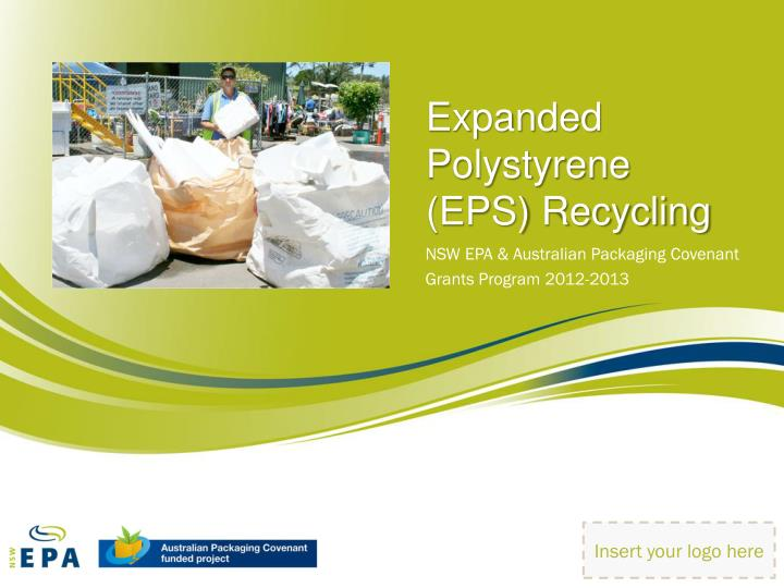 expanded polystyrene eps recycling n.