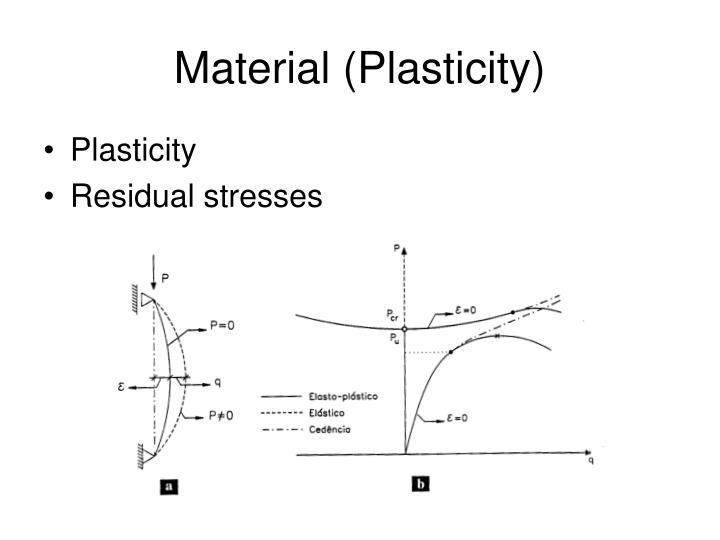 Material (Plasticity)