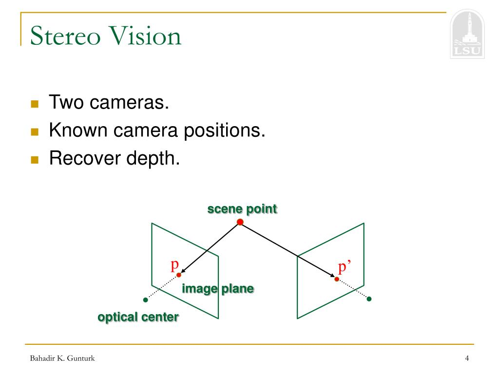 PPT - Computer Vision PowerPoint Presentation - ID:3096402
