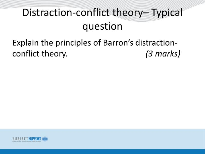 principles of conflict theory