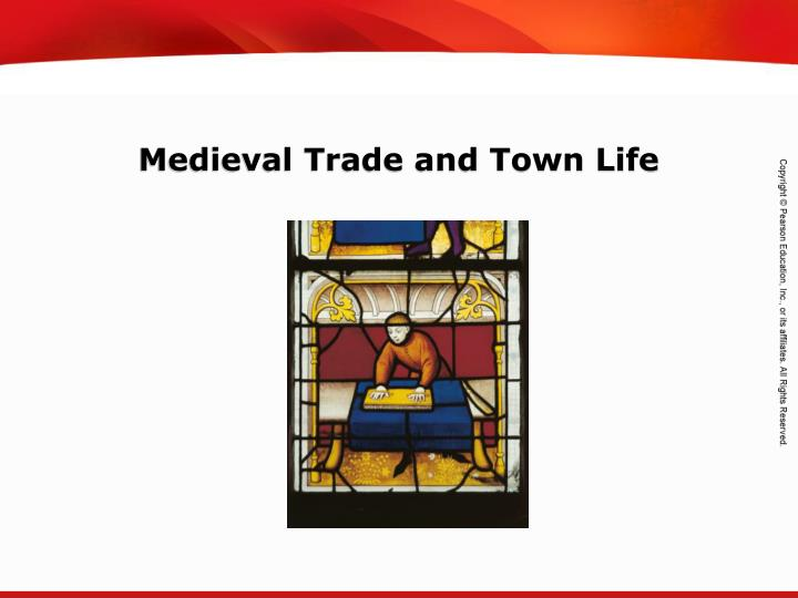 revival of trade and commerce in What are the causes and effects of the revival of trade in the late middle ages can someone help me with this by stating some information or giving me a few links.