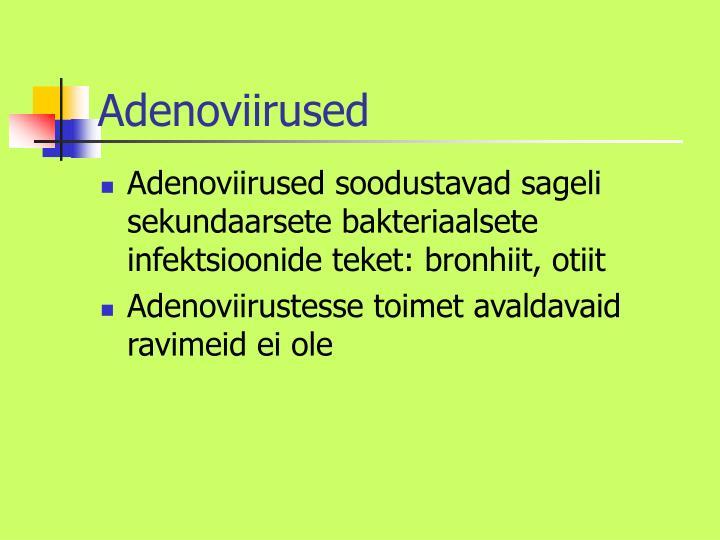 Adenoviirused