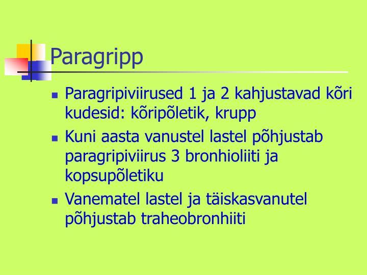 Paragripp