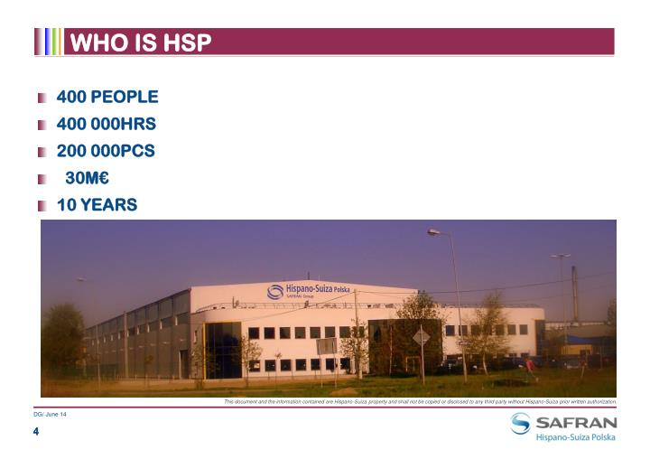 WHO IS HSP