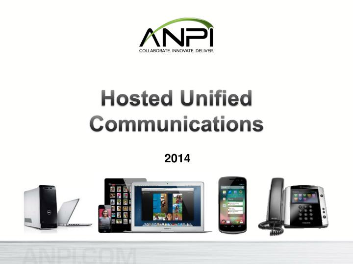 hosted unified communications n.