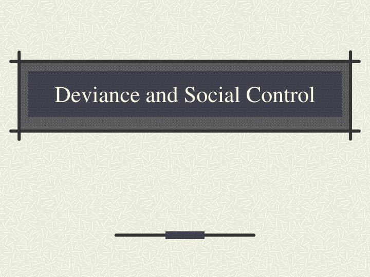 forms of social control Formal social control social control carried out by authorized agents, such as police officers, judges, school administrators, and employers (you must log in first to edit the definition.