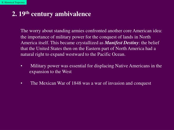 I. Historical Trajectory