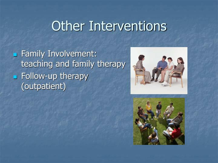 Other Interventions
