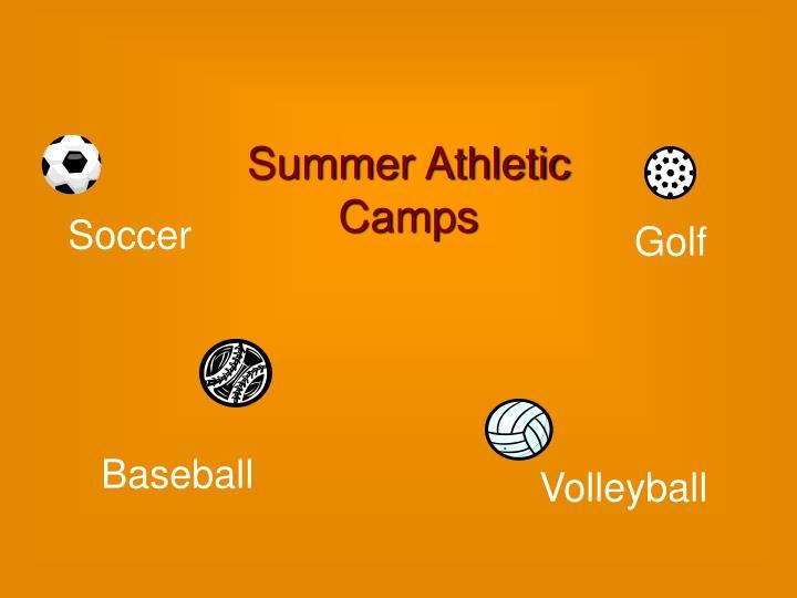 Summer Athletic