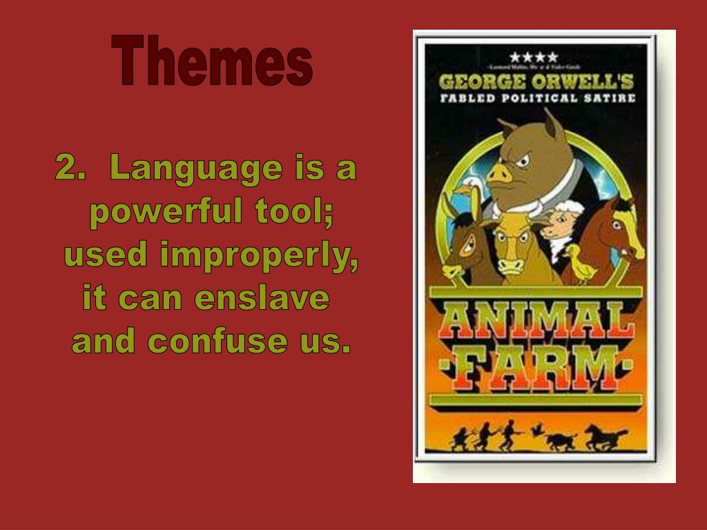 Ppt Animal Farm Powerpoint Presentation Free Download Id 3099516