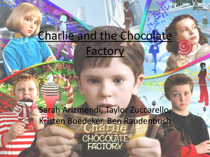 charlie and the chocolate factory n.