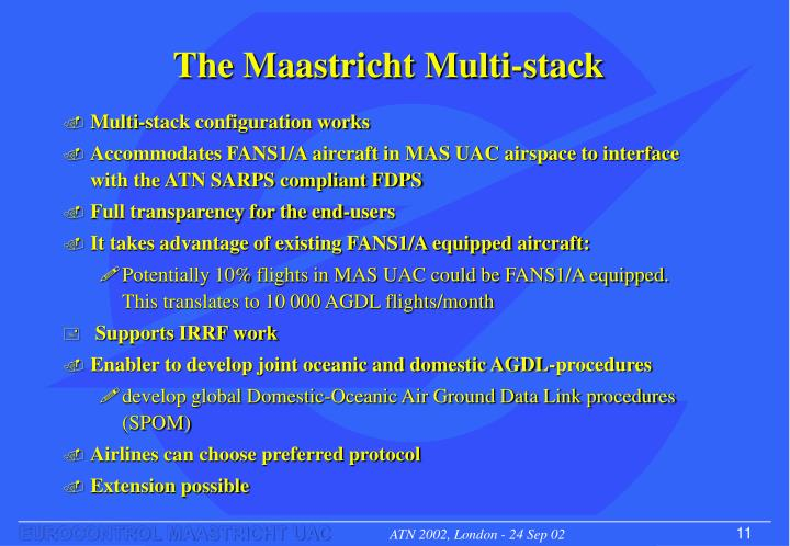 The Maastricht Multi-stack