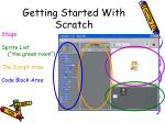 getting started with scratch1