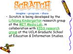 what is scratch1