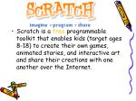 what is scratch2