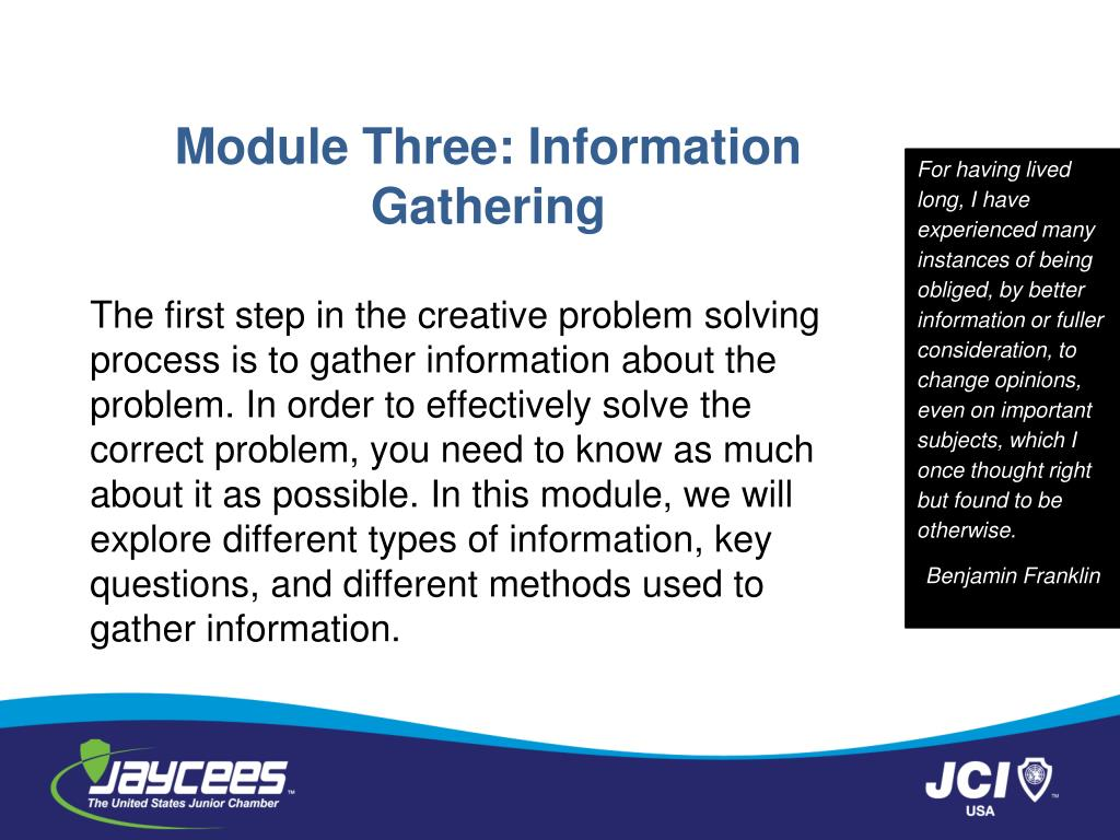 PPT - Creative Problem Solving Corporate Training Materials