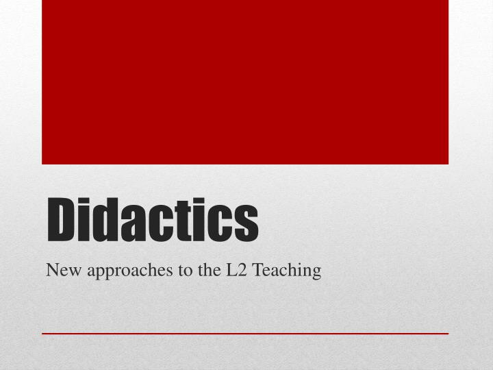 errors didactics View methodology and didactics of translation research papers on academiaedu for free.