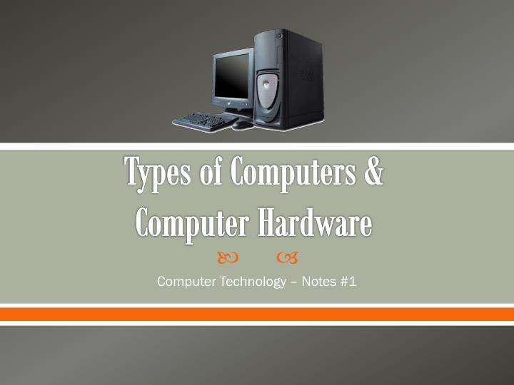 basic computer instructions ppt