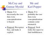 mccray and me and gunnar myrdal karl popper