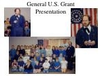 general u s grant presentation