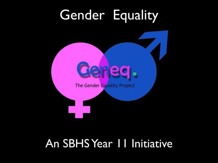 An sbhs year 11 initiative