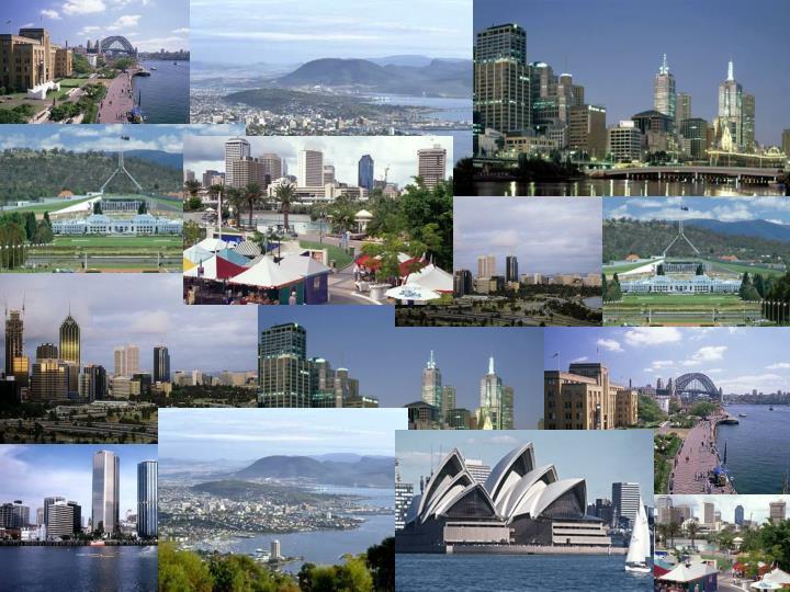 Population of Australia