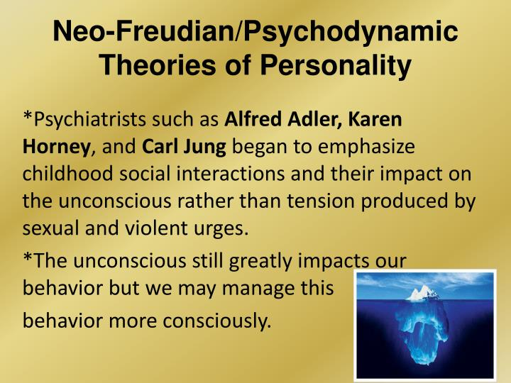 alfred adler psychoanalytic theory