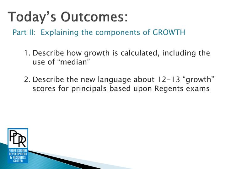 Today s outcomes1
