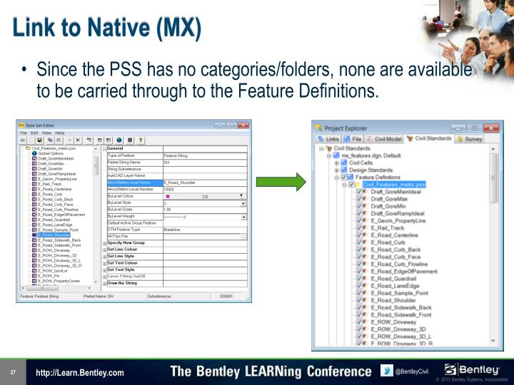 Link to Native (MX)