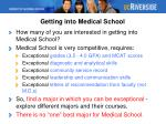 getting into medical school2