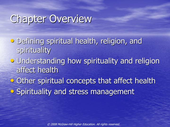 stress mental health and spirituality essay Selected essays on techniques for relaxation, mental peace, stress reduction, stress relaxation and stress reduction everyone experiences stress sometimes stress is helpful to focus your stress also causes inflammation of body parts, which is not good for health, especially if the person.