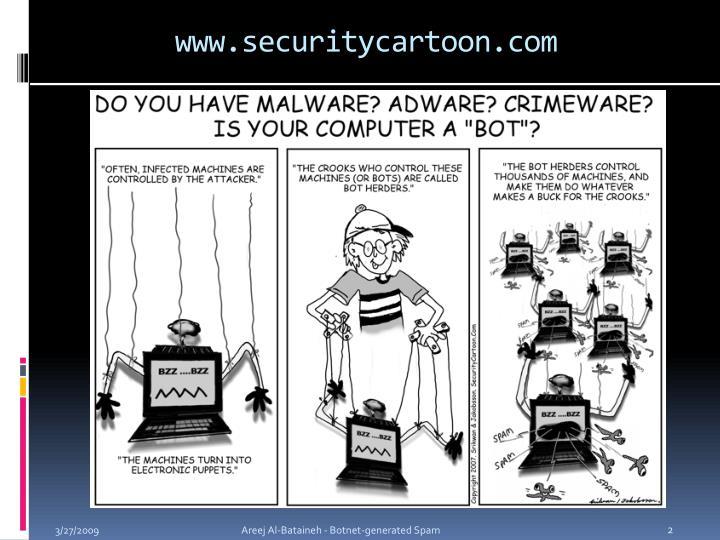 Www securitycartoon com