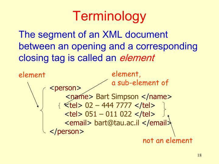 element,
