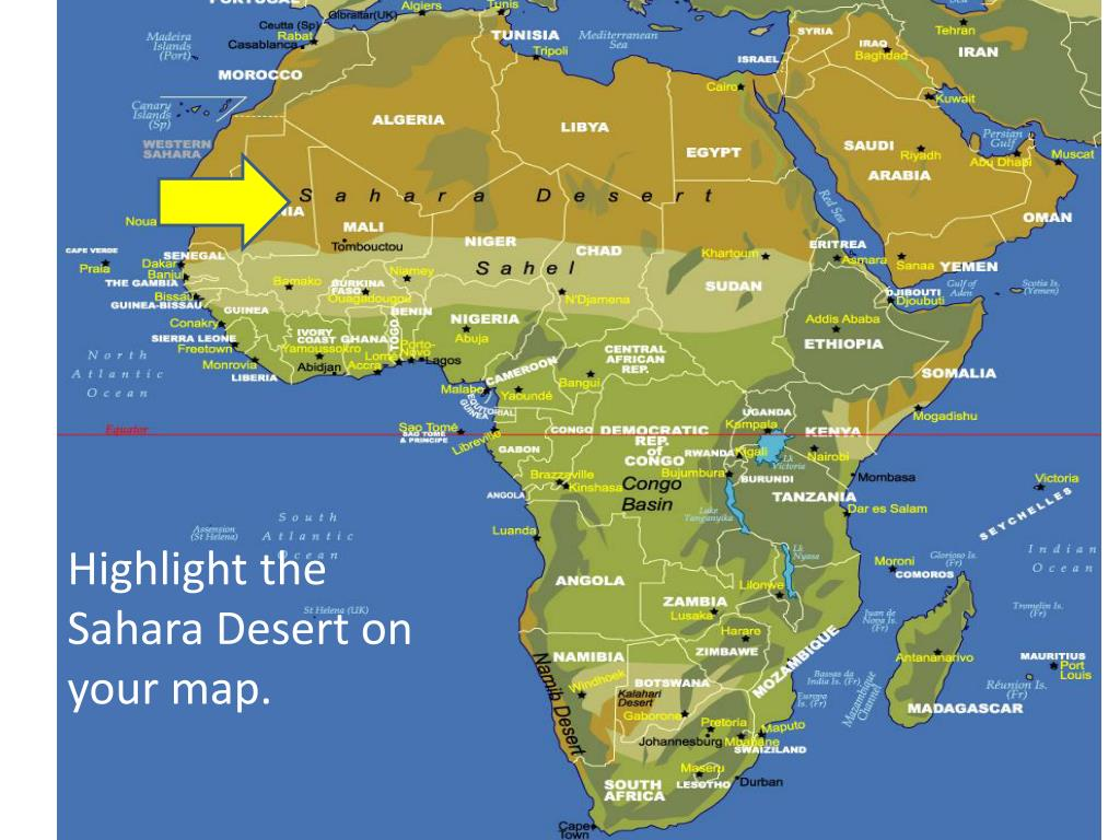Picture of: Ppt Sub Saharan Africa Powerpoint Presentation Free Download Id 3104135