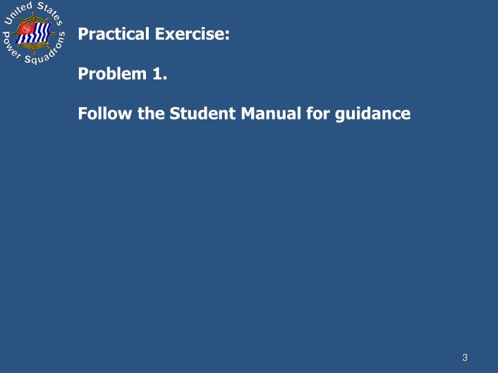 Practical Exercise: