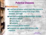 potential diseases2