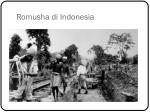 romusha di indonesia
