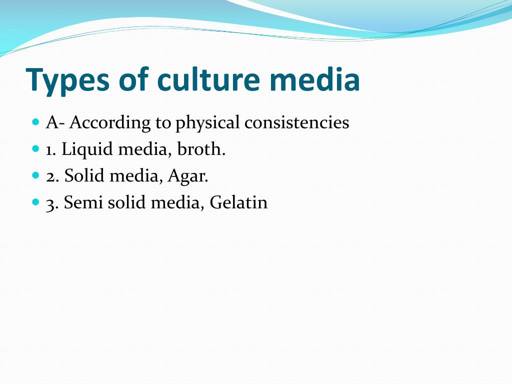 Bacterial Culture Methods ppt