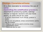 design considerations2