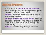 gating systems